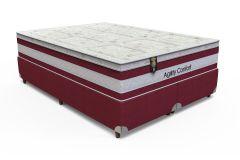Colchão Orthoflex de Molas Pocket Agility Comfort Euro Pillow - Colchão Orthoflex
