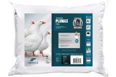 Travesseiro Fibrasca Plumax Fibras Siliconizada Conforto Penas de Ganso  Lavável p/Fronha 50x70 - Travesseiro Fibrasca