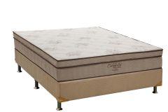 Colchão Ortobom de Molas Pocket Pró Vida/Celebritá Euro Pillow - Colchão Solteiro - 0,88x1,88x0,30 - Sem Cama Box