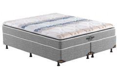 Colchão Probel de Espuma Guarda Costas Extreme Resistence Pillow Top - Colchão Solteiro - 0,88x1,88x0,28 - Sem Cama Box