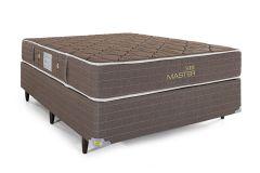 Colchão Herval de Molas Bonnel Suite Master Pillow Top - Colchão Herval