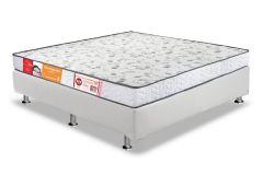 Colchão Orthocrin de Espuma D33 Platinum Pró Saúde Duplo Selado INMETRO e INER - Colchão Solteiro - 0,88x1,88x0,17 - Sem Cama Box