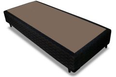 Cama Box Base Probel Tecido Black -
