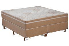 Colchão Polar de Espuma D45 Pérola Fort Clean Premium Euro Pillow Selado INMETRO - Colchão Solteiro - 0,88x1,88x0,24 - Sem Cama Box