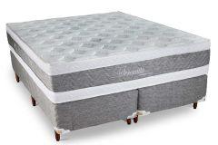 Colchão Polar de Molas Pocket Serenatta Euro Pillow - Colchão Polar
