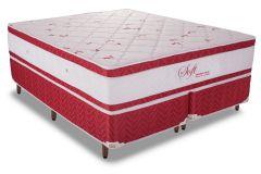 Colchão Polar de Molas Superlastic Soft Red Euro Pillow - Colchão Polar
