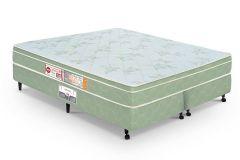 Colchão Castor de Espuma D33 Sleep Max Euro Duplo 25cm Selado INMETRO e INER - Colchão Solteiro - 0,88x1,88x0,25 - Sem Cama Box