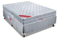 Colchão Orthocrin de Molas Superlastic Selene Plus Square - Colchão Solteiro - 0,88x1,88x0,24 - Sem Cama Box
