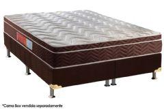 Colchão Paropas de Molas Extrapedic Fascinium Orthomedic Euro Pillow - Colchão Paropas