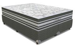 Colchão Orthoflex de Molas Pocket Titan Euro Pillow - Colchão Casal - 1,38x1,88x0,30 - Sem Cama Box