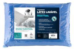 Travesseiro Fibrasca Látex Frostygel Lavável em Máquina - Travesseiro Fibrasca