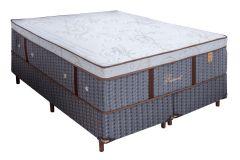 Colchão Simbal de Molas Pocket Fairmont Euro Pillow - Colchão Simbal