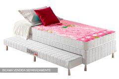 Colchão Infanto Juvenil Anjos de Espuma D20 Bety Pink - Colchão Anjos