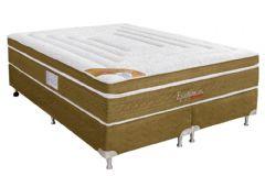 Colchão Orthocrin de Molas Pocket Exception Plus Látex Euro Pillow Pró Saúde Selado INER - Colchão Solteiro - 0,88x1,88x0,34 Sem Cama Box