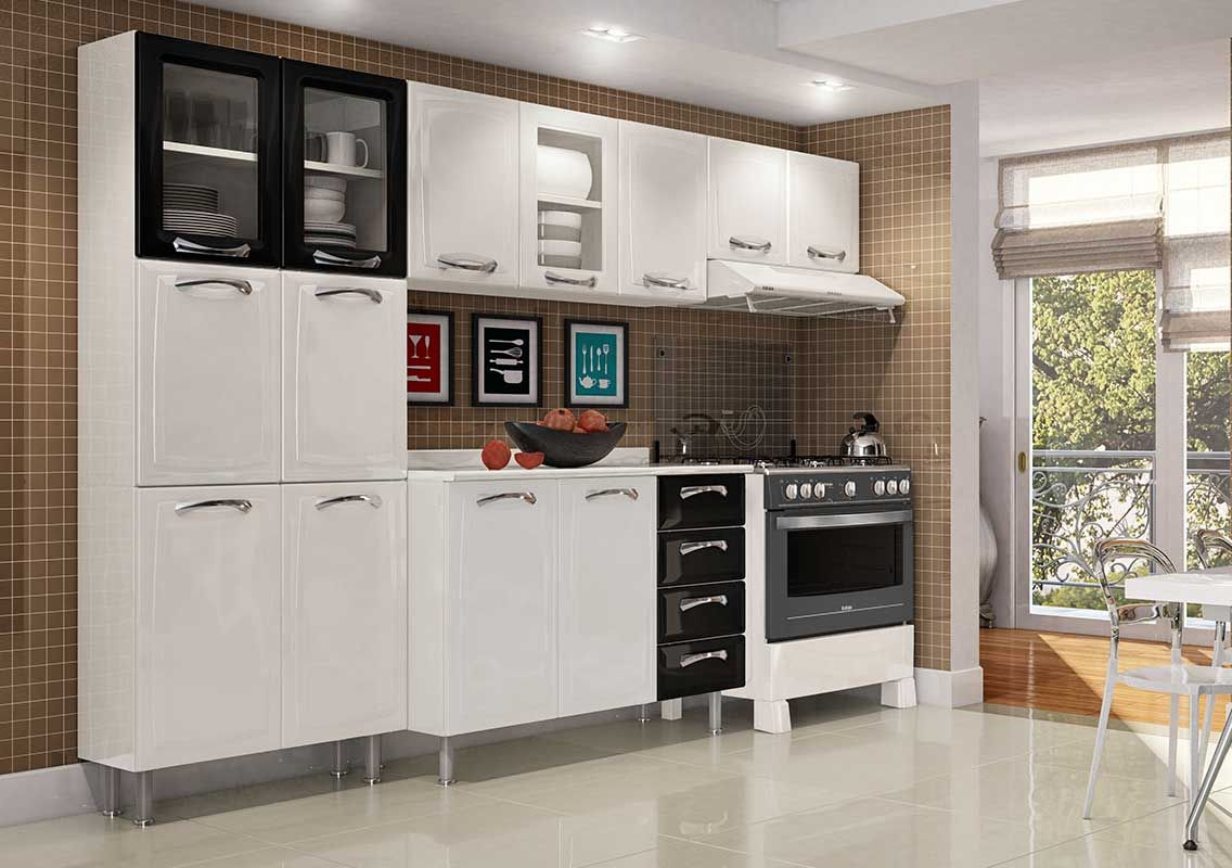 Cozinha Completa Itatiaia Premium De A O Cz54 Na Costa Rica Colch O