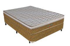 Colchão Pelmex de Molas Pocket Max Springs Bege Euro Pillow - Colchão Pelmex