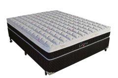 Colchão Pelmex de Molas Multilastic Grécia Euro Pillow Selado INMETRO - Colchão Solteiro - 0,88x1,88x0,24 - Sem Cama Box
