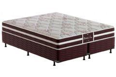 Colchão Pelmex de Molas Multilastic Montreal Euro Pillow - Colchão Solteiro - 0,88x1,88x0,22 - Sem Cama Box