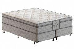 Colchão Pelmex de Molas Prolastic Health Sleep Euro Pillow - Colchão Pelmex