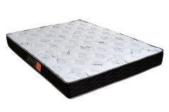Colchão Pelmex de Espuma D45 Active Euro Pillow Selado INMETRO - Colchão Solteiro - 0,88x1,88x0,17 - Sem Cama Box