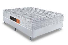 Colchão Pelmex de Espuma D28 Active Extra Firme Selado INMETRO - Colchão Solteiro - 0,88x1,88x0,26 - Sem Cama Box