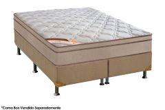 Colchão Castor de Molas Pocket Revolution Híbrido Euro Pillow - Colchão Solteiro - 0,88x1,88x0,27 - Sem Cama Box
