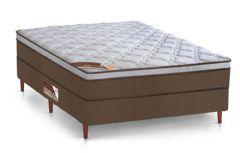 Colchão Castor de Molas Pocket Revolution Euro Pillow - Colchão Solteiro - 0,88x1,88x0,27 - Sem Cama Box