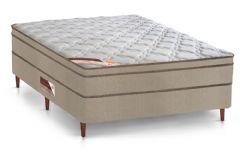 Colchão Castor de Molas Bonnel Revolution Euro Pillow - Colchão Solteiro - 0,88x1,88x0,27 - Sem Cama Box