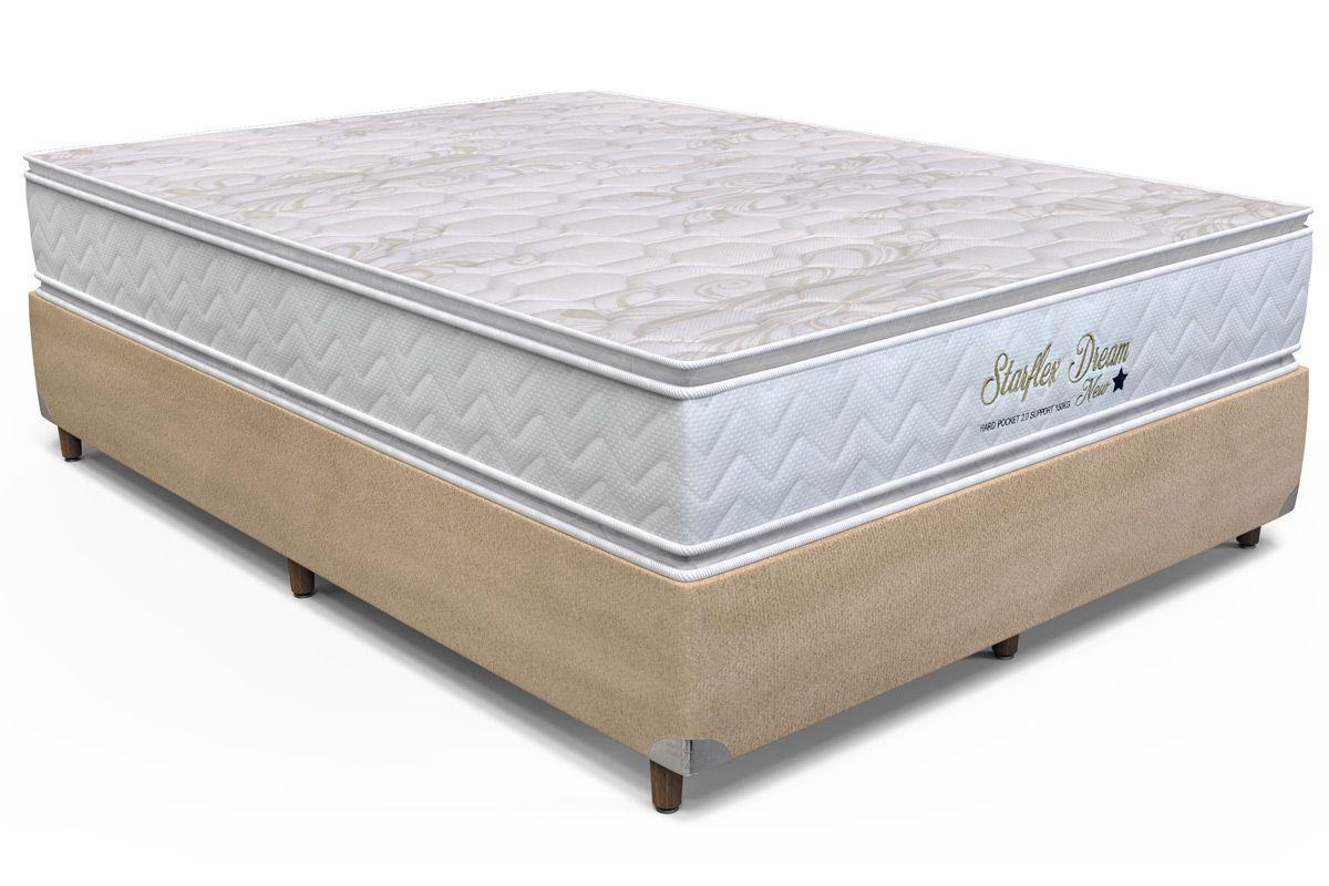 36923d618e Colchão Orthoflex de Molas Pocket Starflex Dream New Pillow Top - Colchão  Orthoflex ...