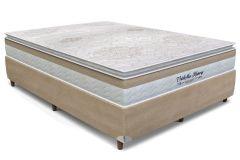 Colchão Orthoflex de Molas Pocket Memory HP Pillow Top - Colchão Solteiro - 0,88x1,88x0,30 - Sem Cama Box