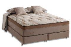 Colchão Herval de Molas Maxspring Magnifik Pillow Top - Colchão Herval