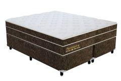 Colchão Plumatex de Molas Verticoil Pluma Spring Euro Pillow - Colchão Solteiro - 0,88x1,88x0,28 - Sem Cama Box