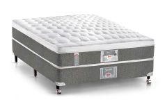 Colchão Castor de Molas Pocket Silver Star AIR Euro Pillow - Colchão Castor