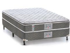 Colchão Castor de Molas Pocket Silver Star New Viscoelástico com  Pillow Top - Colchão Castor