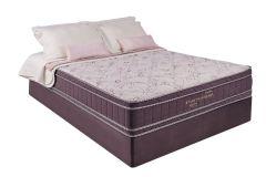 Colchão Kappesberg de Molas Pocket Premium Inverno Verão Double Face Euro Pillow - Colchão Solteiro - 0,88x1,88x0,32 - Sem Cama Box