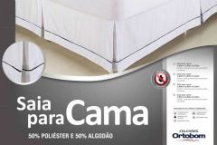 Saia de Cama Box Ortobom - King