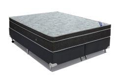 Colchão Ortobom de Molas Nanolastic Light Ortopillow - Colchão Solteiro - 0,88x1,88x0,25  - Sem Cam Box