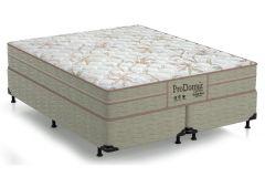 Colchão Probel de Molas Pocket ProDormir Springs Clean Euro Pillow 028 - Colchão Solteiro - 0,88x1,88x0,28 - Sem Cama Box