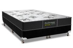 Colchão Probel de Molas Pocket ProDormir Springs Black Euro Pilow 28cm - Colchão Solteiro - 0,88x1,88x0,28 - Sem Cama Box