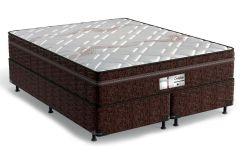 Colchão Probel de Molas Pocket ProDormir Evolution Euro Pillow Brown 032 - Colchão Solteiro - 0,88x1,88x0,32 - Sem Cama Box