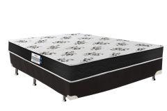 Colchão Probel de Espuma D28 ProDormir Advanced Extra Firme Black - Colchão Solteiro - 0,88x1,88x0,18 - Sem Cama Box