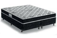 Colchão Probel de Espuma D45/20 Firmepedic ProDormir Advanced Tech2000 DF Black 026 - Colchão Solteiro - 0,88x1,88x0,26 - Sem Cama Box