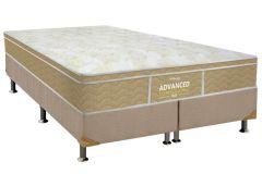 Colchão Probel de Espuma D45 ProDormir Advanced Extra Firme Plus Euro Pillow - Colchão Probel