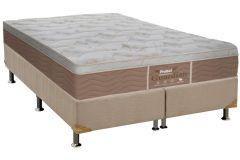 Colchão Probel de Molas Prolastic Guardian Pillow Euro - Colchão Solteiro - 0,88x1,88x0,36 Sem Cama Box