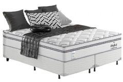Colchão Probel de Molas Pocket Celestial Springs Pillow Euro - Colchão Solteiro - 0,88x1,88x0,34 Sem Cama Box