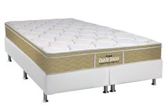 Colchão Probel de Espuma Guarda Costas Extra Firme Plus D33 Pillow Top - Colchão Probel