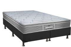 Colchão Probel de Espuma Guarda Costas Extra Firme Plus D45 Euro Pillow - Colchão Solteiro - 0,88x1,88x0,24 - Sem Cama Box