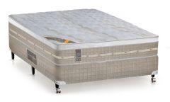 Colchão Castor de Molas Pocket Premium Amazon Euro Pillow - Colchão Solteiro - 0,88x1,88x0,32 - Sem Cama Box
