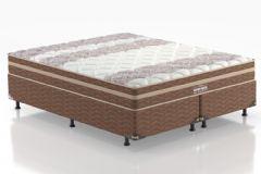Colchão Probel de Espuma Compact Guarda Costas Mega Firme Euro Pillow Brown - Colchão Probel