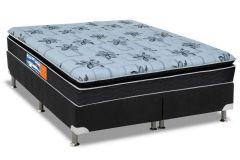 Colchão Probel de Espuma Guarda Costas Premium Multi Firme Pillow Top - Colchão Solteiro - 0,88x1,88x0,26 - Sem Cama Box